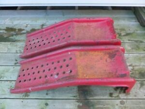 2 Metal Car Ramps London Ontario image 1
