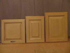 3 Cabinet Doors