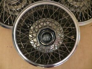 3 Wire Wheel Covers London Ontario image 2