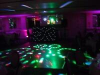 Atomic Mobile Disco available for Birthdays, Weddings, Engagements, Outdoor events etc