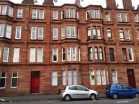 1 Bedroom first floor unfurnished flat to rent on Paisley Road West, Kinning Park, Glasgow South