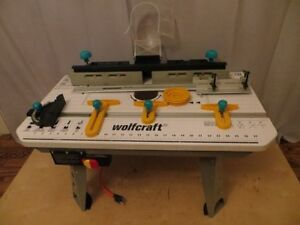 Wolfcraft Rotary Table