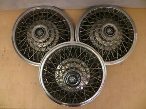 3 Wire Wheel Covers