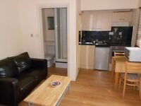 Studio flat with garden accept small dog or cat