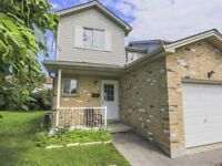 END UNIT Townhouse for rent on Osgoode Dr in London, ON.