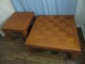 Set of 2 Coffee Tables London Ontario image 1