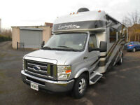 Forest River Lexington American RV Motorhome
