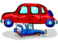 Experienced Automotive Mechanic who is able to do minor repairs