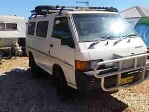 1992 Mitsubishi L300 Van/Minivan Dampier Roebourne Area Preview