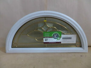 Semicircular Glass Insert London Ontario image 1