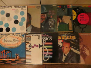 10 Assorted Records
