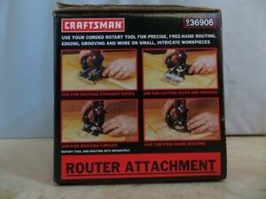Craftsman Router Attachment London Ontario image 2