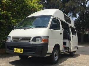 Toyota Hiace Campervan For Sale - Sydney.  Woolloomooloo Inner Sydney Preview