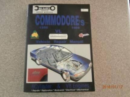 VL commodore Repair Manual