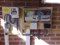 DKA electrical services. Installation, maintenance and repair. Free estimates.
