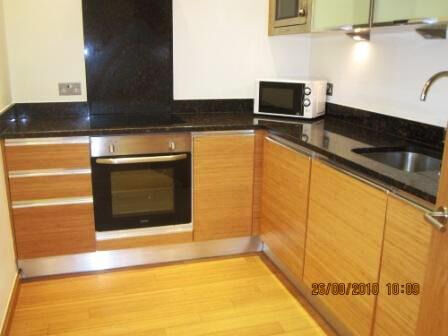 Comtemporary Two Double Bed, Two Bath Apartment Available In Canary Wharf