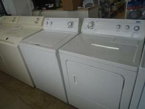 1001227 DUO LAVEUSE SECHEUSE INGLIS WASHER DRYER SET