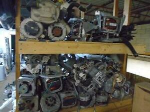 PLUSIEURS MOTEURS (USAGES) POUR LAVEUSE ET SECHEUSE***   MANY USED MOTORS FOR WASHER & DRYERS