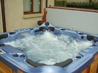 Hot tub winterizing special price