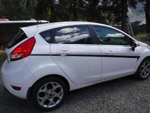 2011 Ford Fiesta SES- LOW KMS - Excellent Condition - $6200.00
