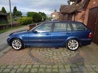 BMW 320D SE Touring (Diesel)