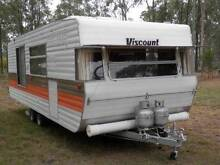 26ft/8m Viscount Caravan (6.9 meter interior) Wondai South Burnett Area Preview