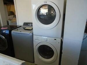 1000804 DUO LAVEUSE SECHEUSE FRIGIDAIRE AFFINITY WASHER AND DRYER SET