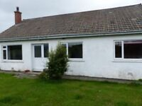 Spacious 3 bed family home in rural setting
