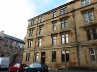 One Bedroom Unfurnished Apartment, Otago Street, West End Glasgow (ACT 417)