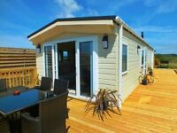 Elim Chalet Abersoch North Wales 2 bed Caravan - including sofa bed sleeps up to 6