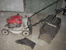 Honda HRU19R 4 stroke mulching mower Grafton Clarence Valley Preview