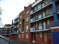 WAPPING, E1 *DSS WELCOME* NEWLY REFURBISHED 3 BEDROOM APARTMENT