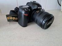 Nikon D70S Digital SLR Camera £350.00