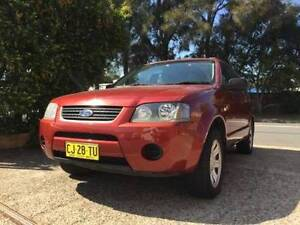 Ford Territory SX TX 4x4 For Sale - Sydney Call  Woolloomooloo Inner Sydney Preview