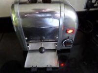 DUALIT CHROME 2 slice toaster Model 2SL GB
