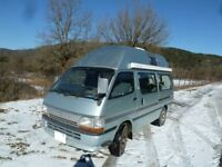 TOYOTA HIACE CAMPER 4X4 AIR CONDITIONING
