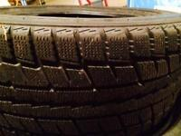 Like BRAND NEW Dunlop Graspic Low Profile Tires