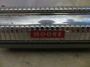 Vintage Moore Portable Receipt Invoice Machine London Ontario image 2