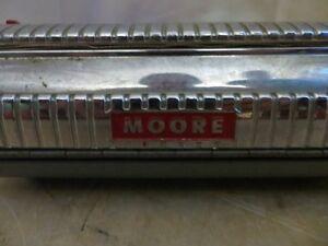 Vintage Moore Portable Receipt Invoice Machine London Ontario image 2