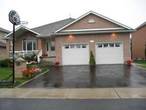 A spacious clean detached house for rental