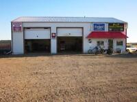 Automotive Garage For Sale in Roblin, MB