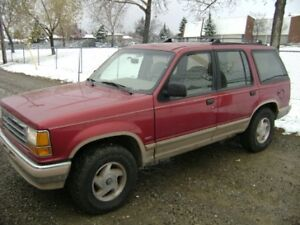 1992 Ford Explorer Eddie Bauer Other