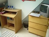Great Room In Quiet Twickenham Hse, Own ShowerRoom, Desk, Brdband Wifi, Free Parking, all Bills Incl