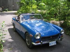 MG Midget for Sale!