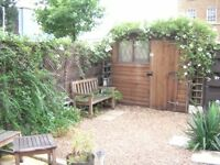 GLAMPAVAN / CARAVAN ESCAPE IN OUR PEACEFUL GARDEN IN THE HEART OF PECKHAM VILLAGE. Available tonight