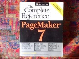 PAGEMAKER 7 NEW CONDITION