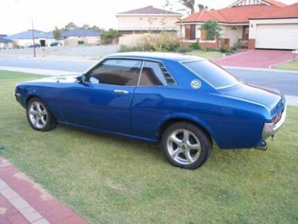 1975 Toyota Celica Coupe Darch Wanneroo Area Preview