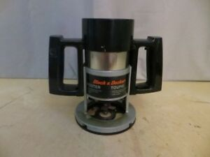 "Black and Decker 3/8"" Type 1 Router London Ontario image 1"