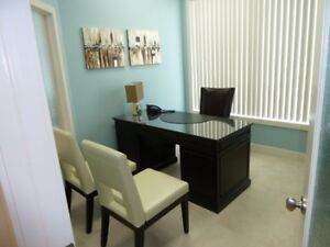 Beautiful furnished office spaces for rent