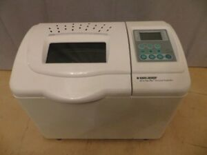 Black and Decker Horizontal Breadmaker